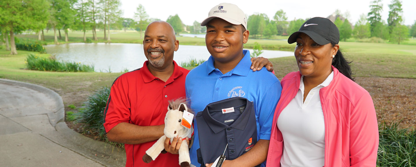 Local Teen Earns Opportunity to Play with Jason Day In Wells Fargo Championship
