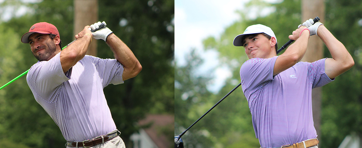 JACOB BROUSSARD AND CHARLIE FLYNN LEAD LGA FOUR-BALL CHAMPIONSHIP