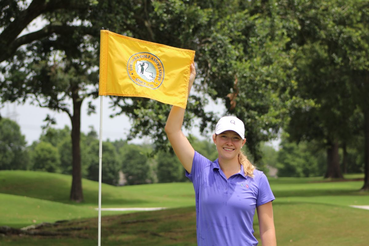 ALDEN WALLACE WINS 91st LOUISIANA WOMEN'S AMATEUR CHAMPIONSHIP