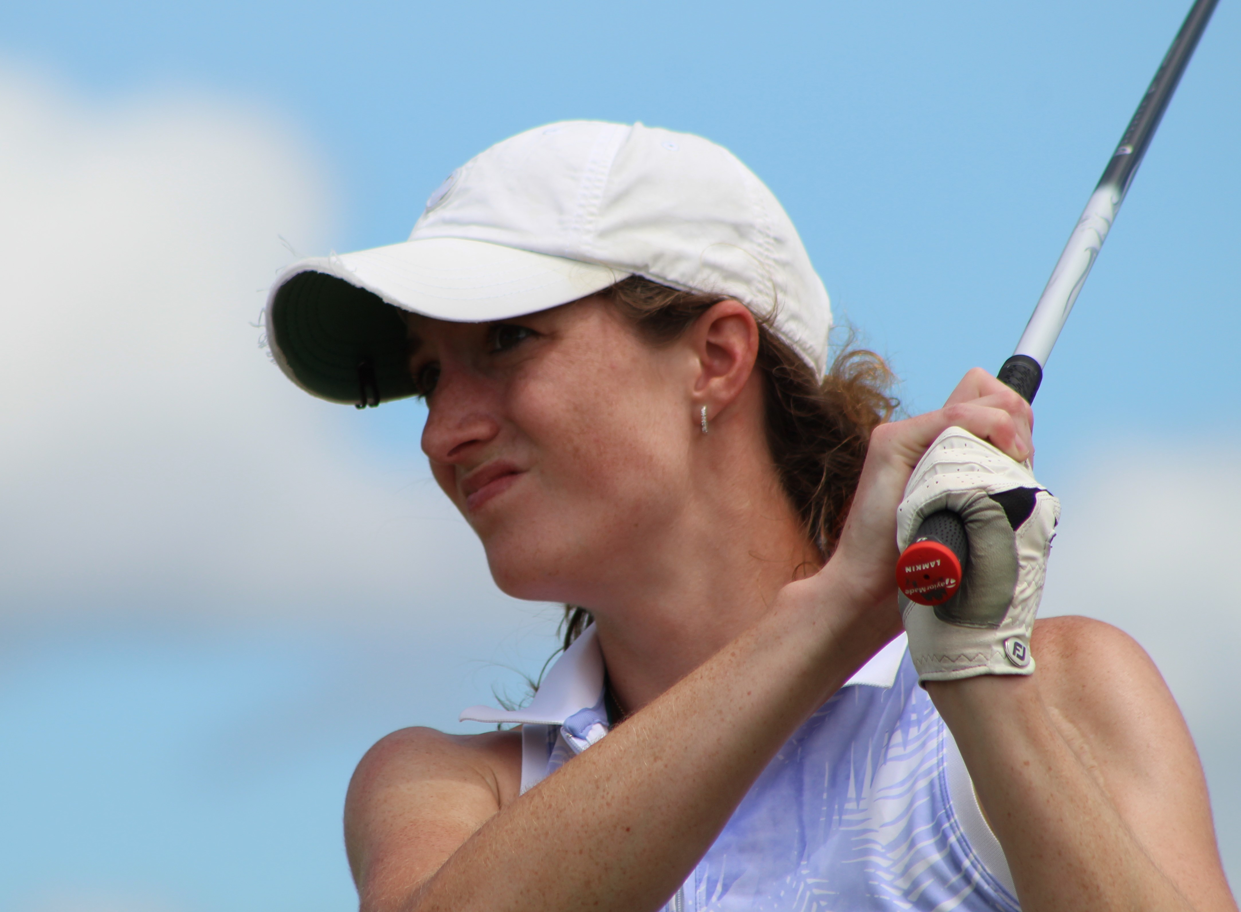 TROY BERNARD LEADS THE 20TH LGA NET AMATEUR | CATHERINE HODSON LEADS LGA WOMEN'S NET AMATEUR