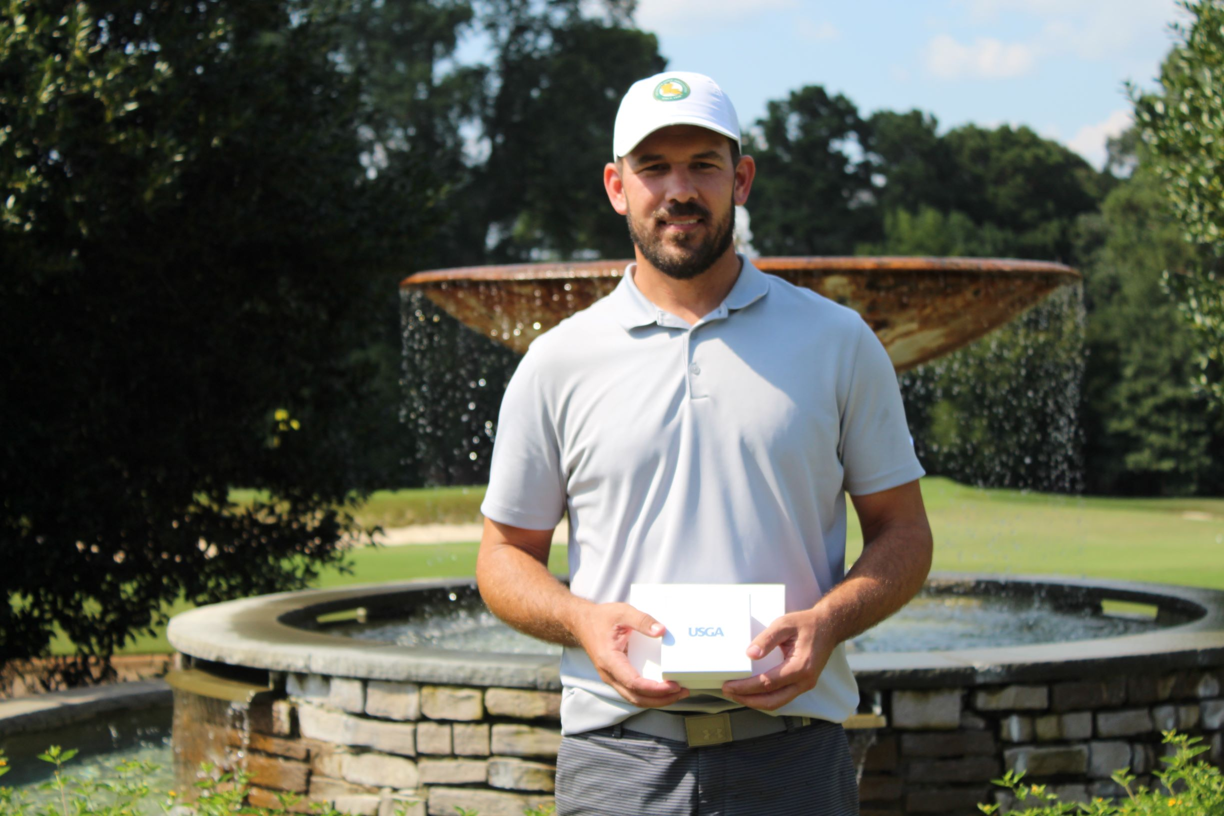 JOHN HUMPHRIES EARNS MEDALIST HONORS AT USGA MID-AMATEUR CHAMPIONSHIP QUALIFIER