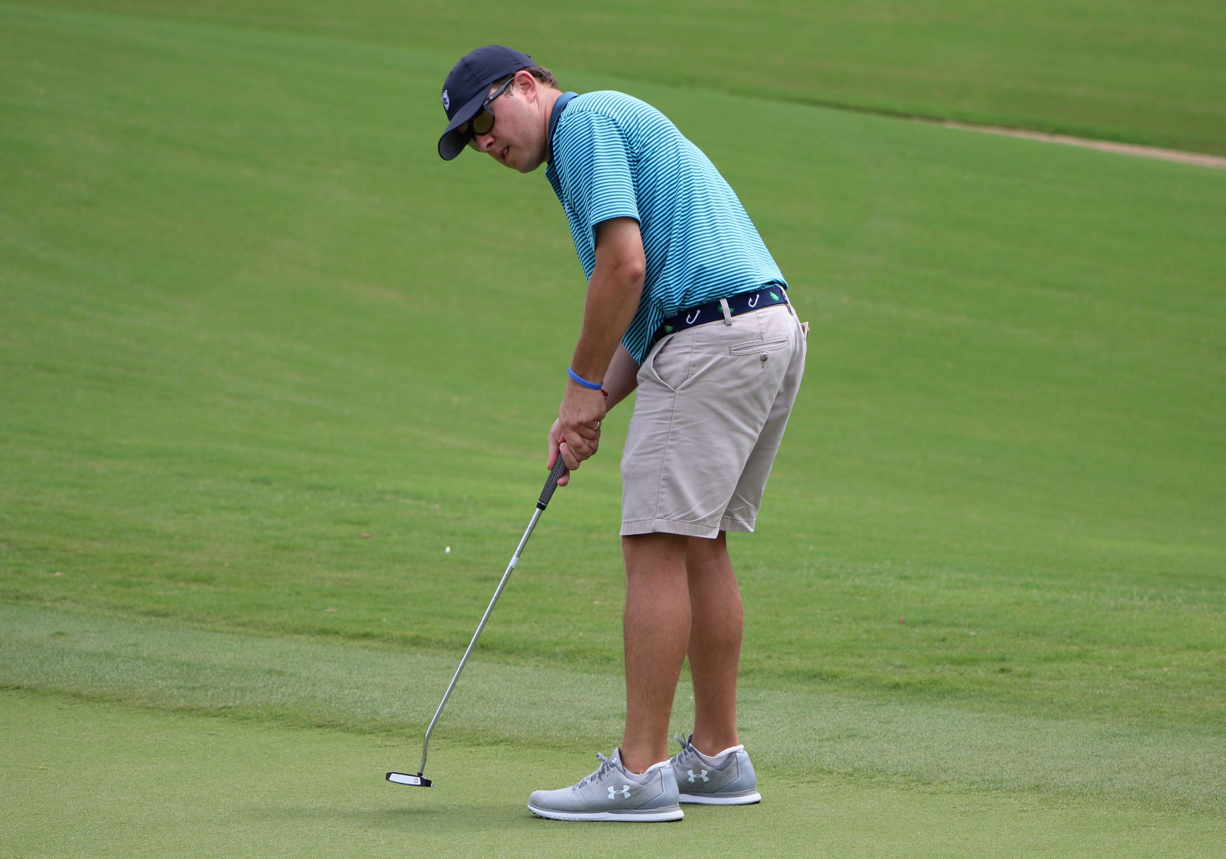 ANDREW NOTO LEADS LOUISIANA GOLF ASSOCIATION MID-AMATEUR CHAMPIONSHIP AFTER FIRST ROUND