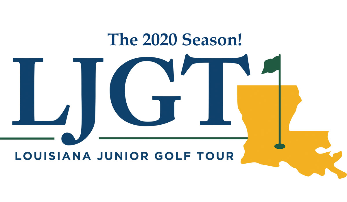Introducing 2020 Louisiana Junior Golf Tour Schedule