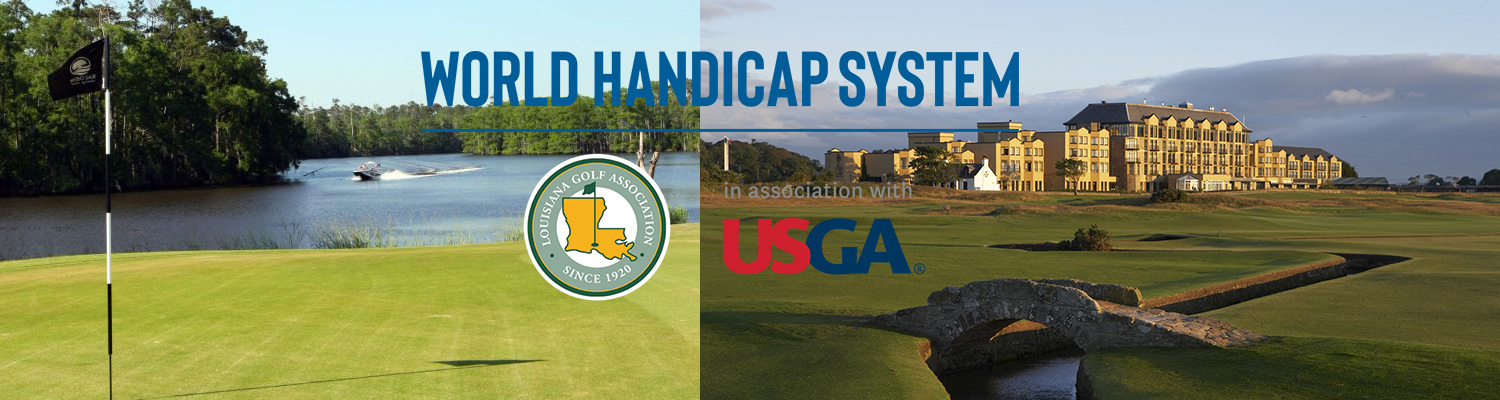 World Handicap System (WHS) Hub