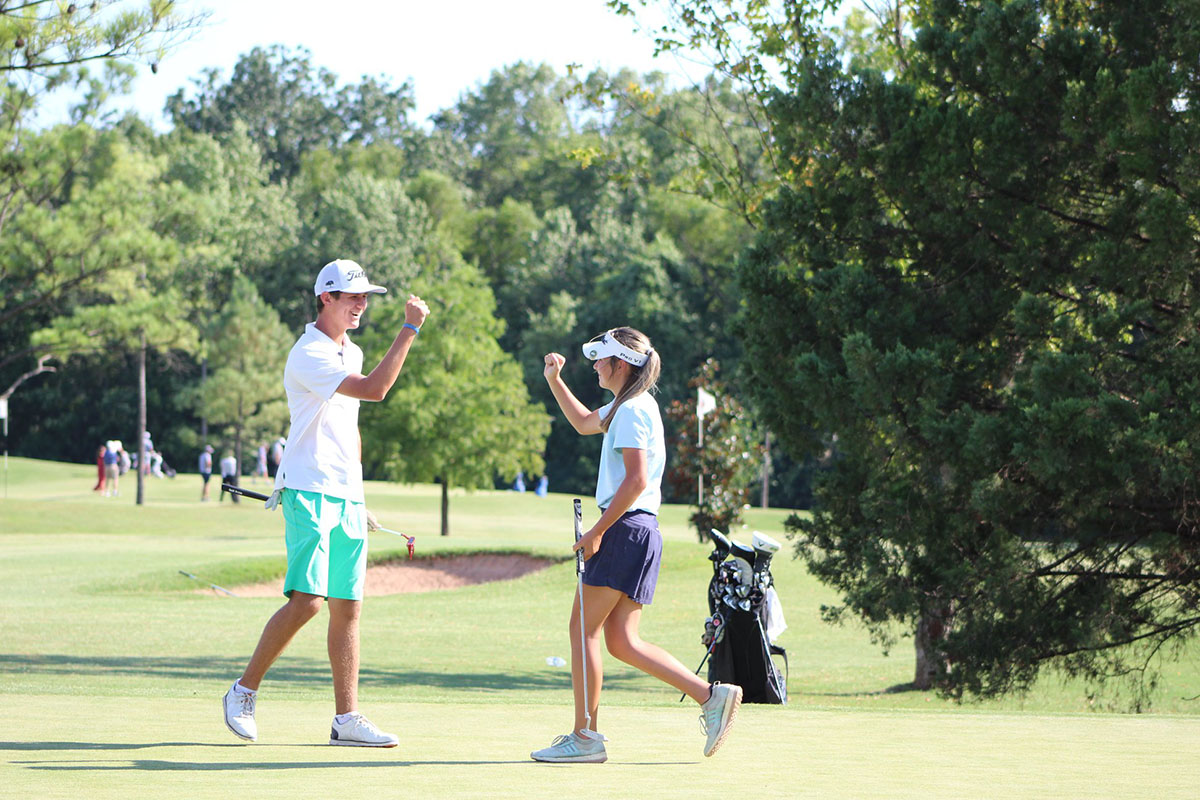 LJGT – Golf With a Purpose!