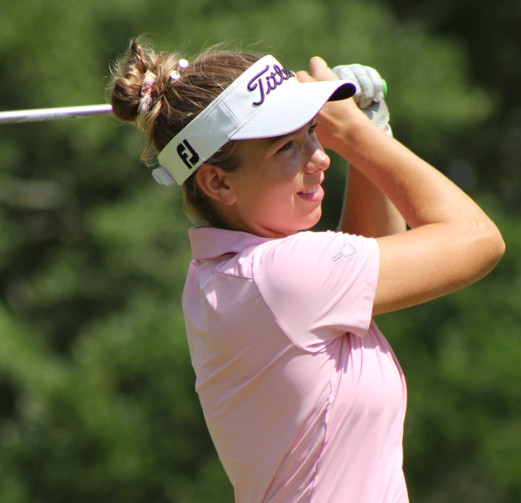 ABBEY DANIEL EARNS MEDALIST HONORS AT 92nd LOUISIANA WOMEN'S AMATEUR CHAMPIONSHIP